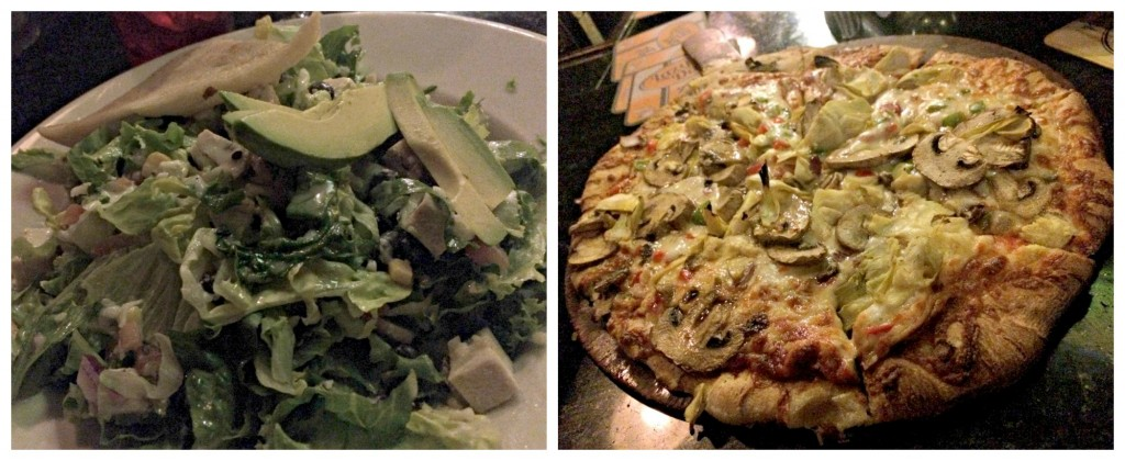 rochester mills pizza and salad