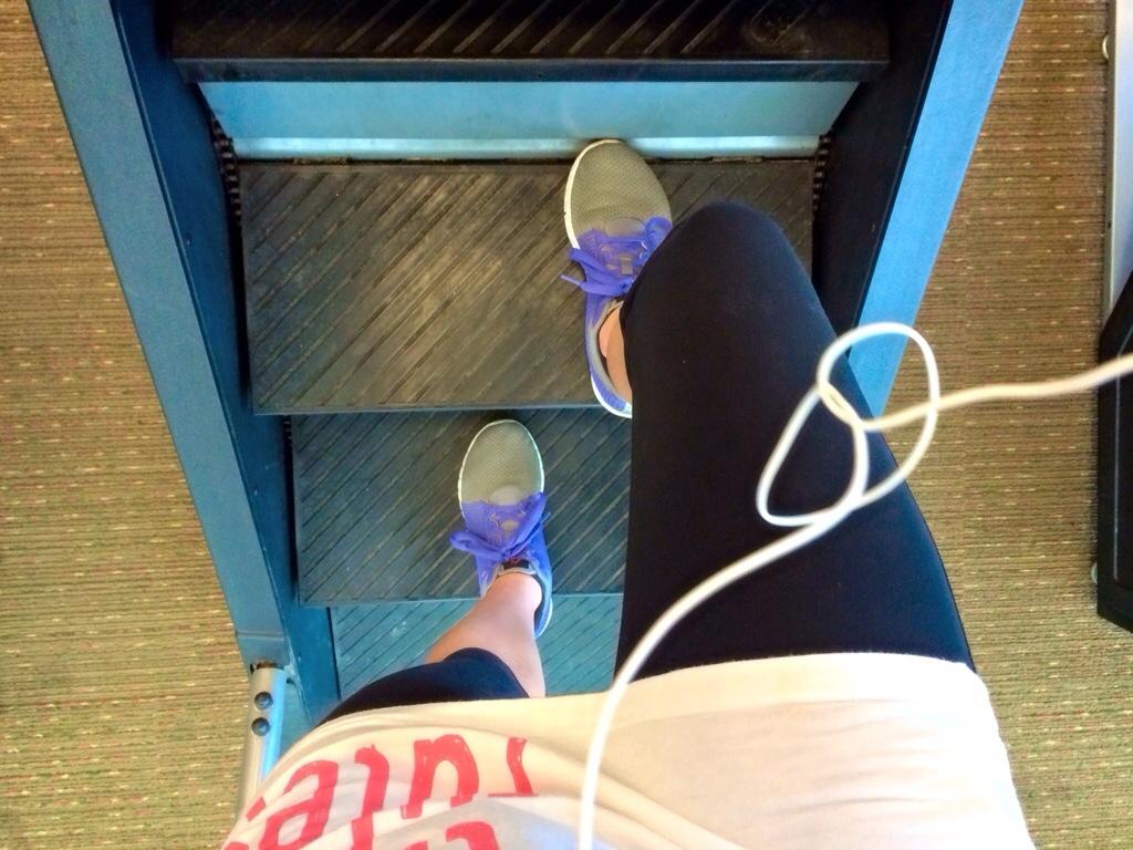 StairMaster cardio