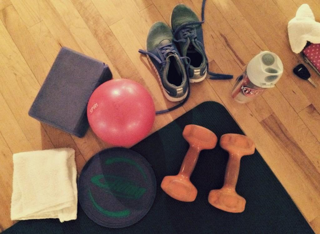 Fitness Pilates equipment