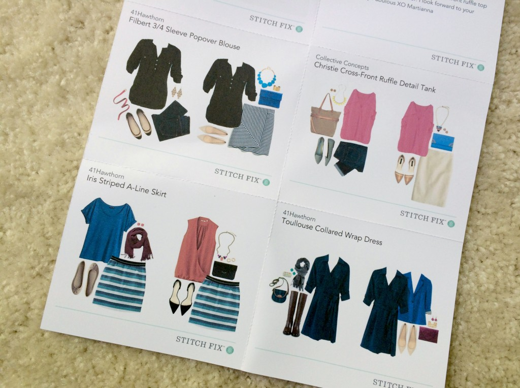 Stitch Fix June 2014