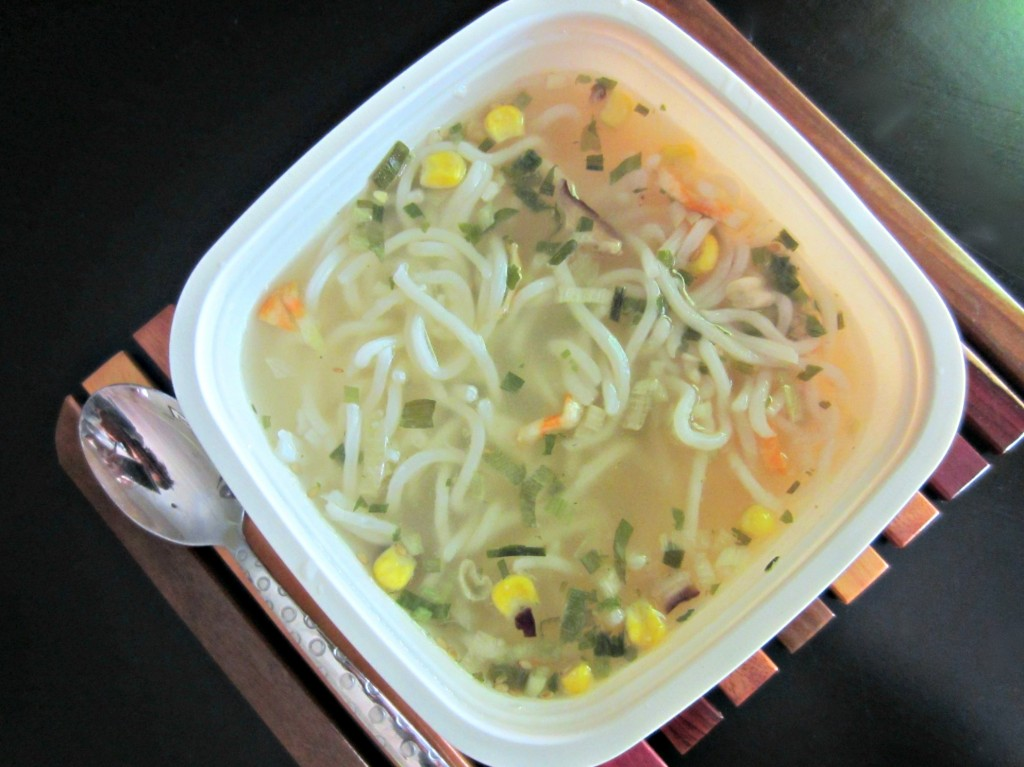 Annie Chun's Sopu Bowl Chinese Chicken Soup