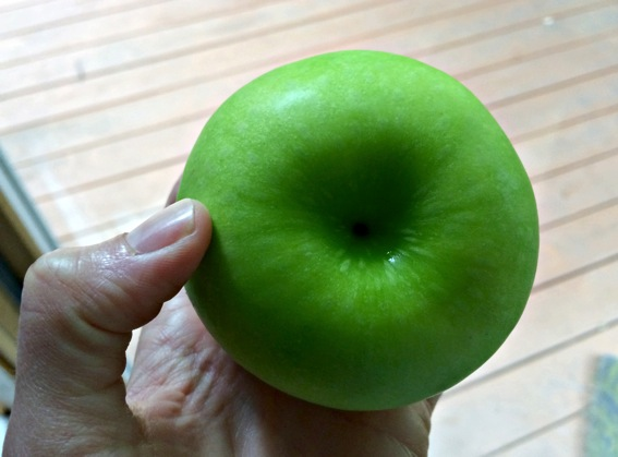 Granny smith apple jpg
