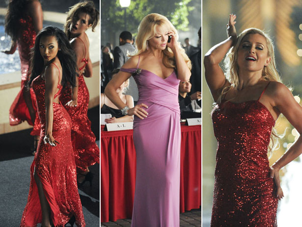 hit the floor ball gowns