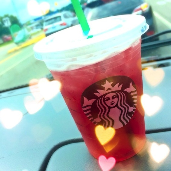 starbucks blackberry mojito tea lemonade