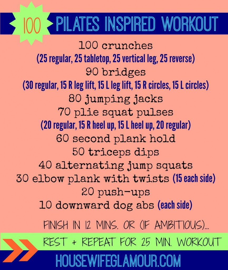 100 At-Home Cardio and Pilates Inspired Workout.jpg