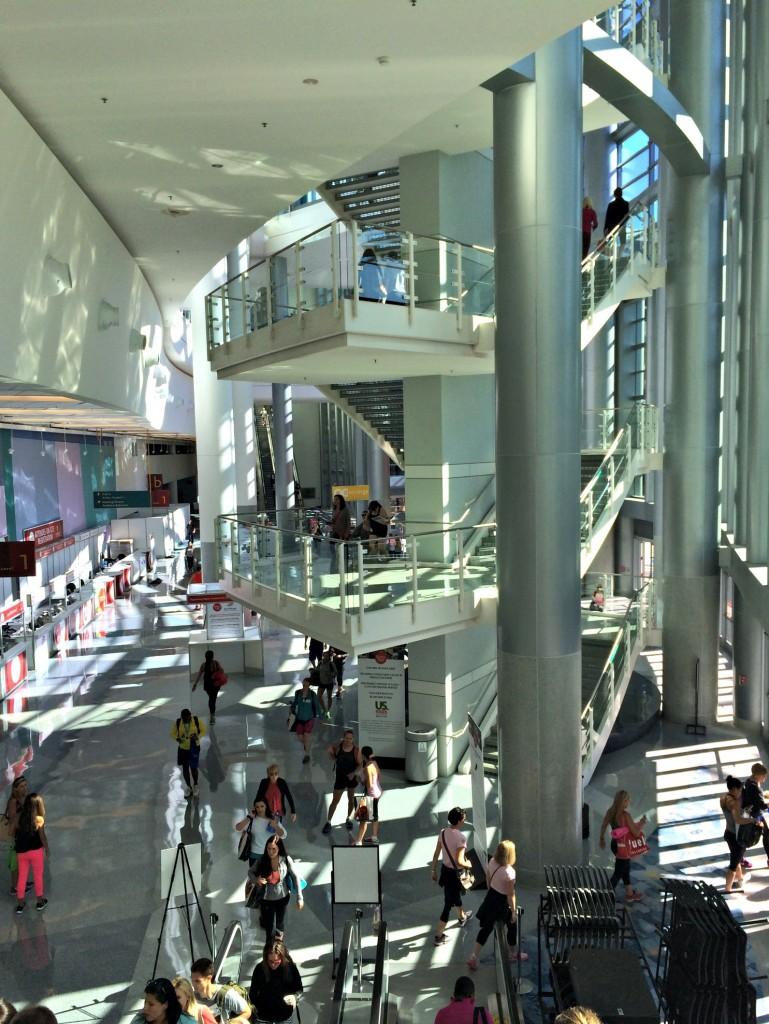 Anaheim Convention Center IDEA World Fitness Convention