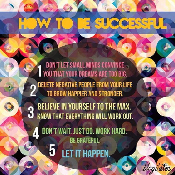 Blogilates Success Quote