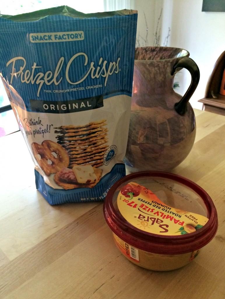 Pretzel crisps and hummus.jpg