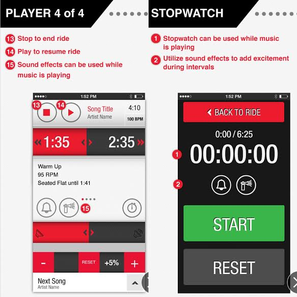 Schwinn Cycling Tamer App 2