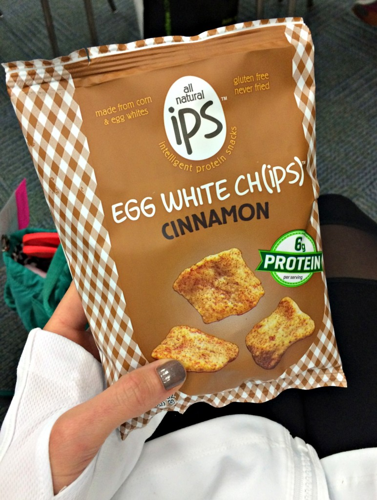 egg white chips - ips