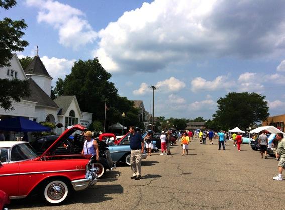 Rochester rockin car show