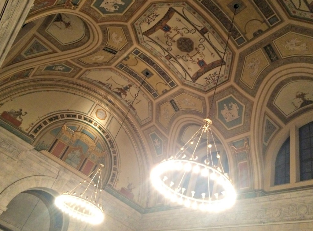 DIA ceilings detroit
