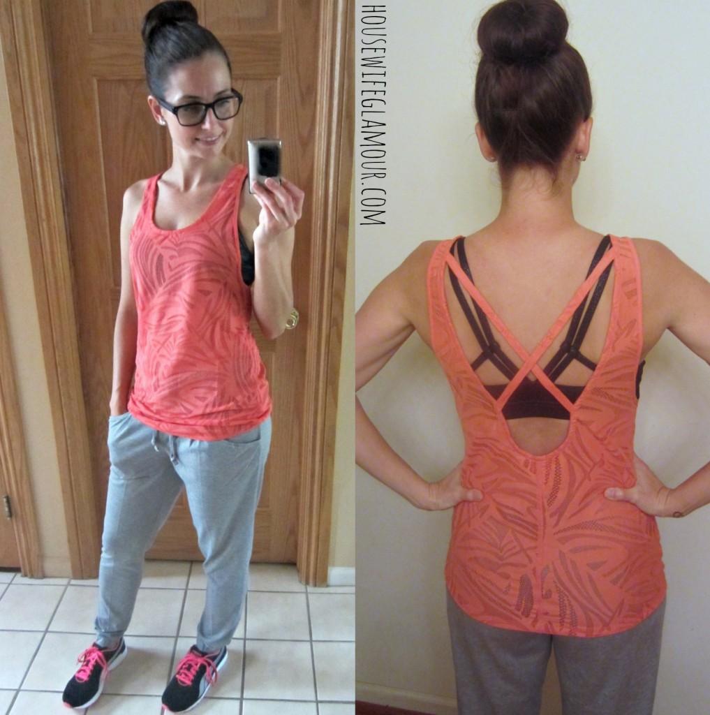 PUMA Fitness Fashion Comfort