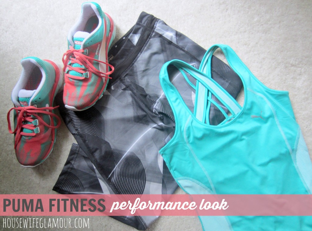 PUMA Fitness Performance look review