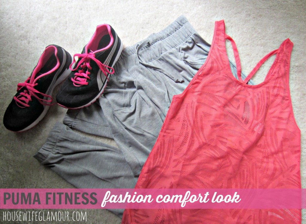 PUMA Fitness fashion comfort look review
