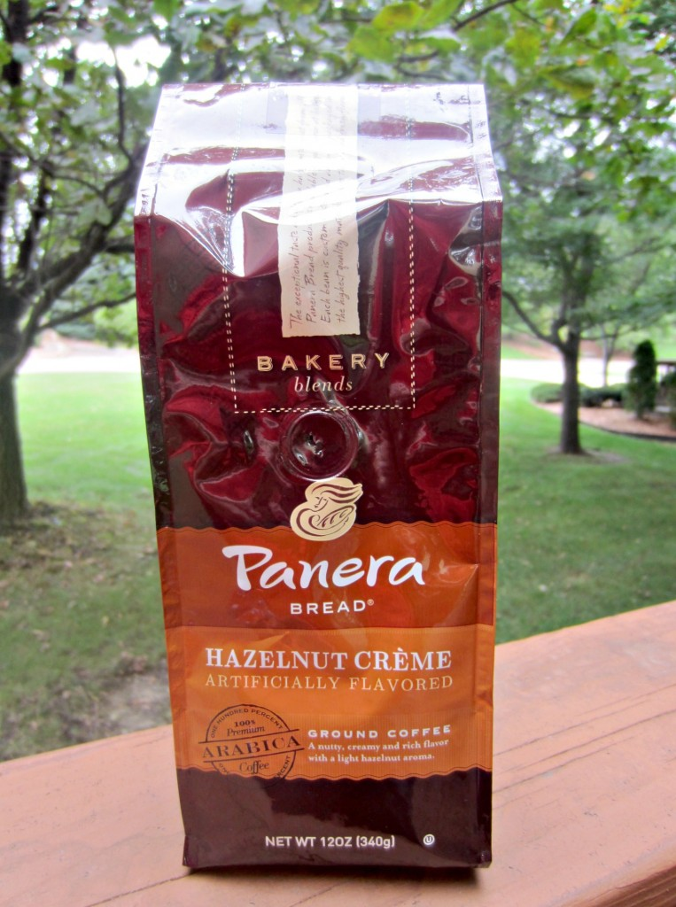 Panera Bread Hazelnut Creme coffee