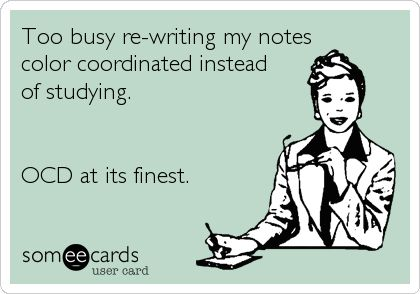 how i study