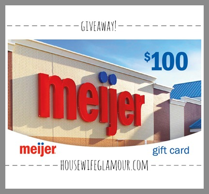 meijer gift card giveaway