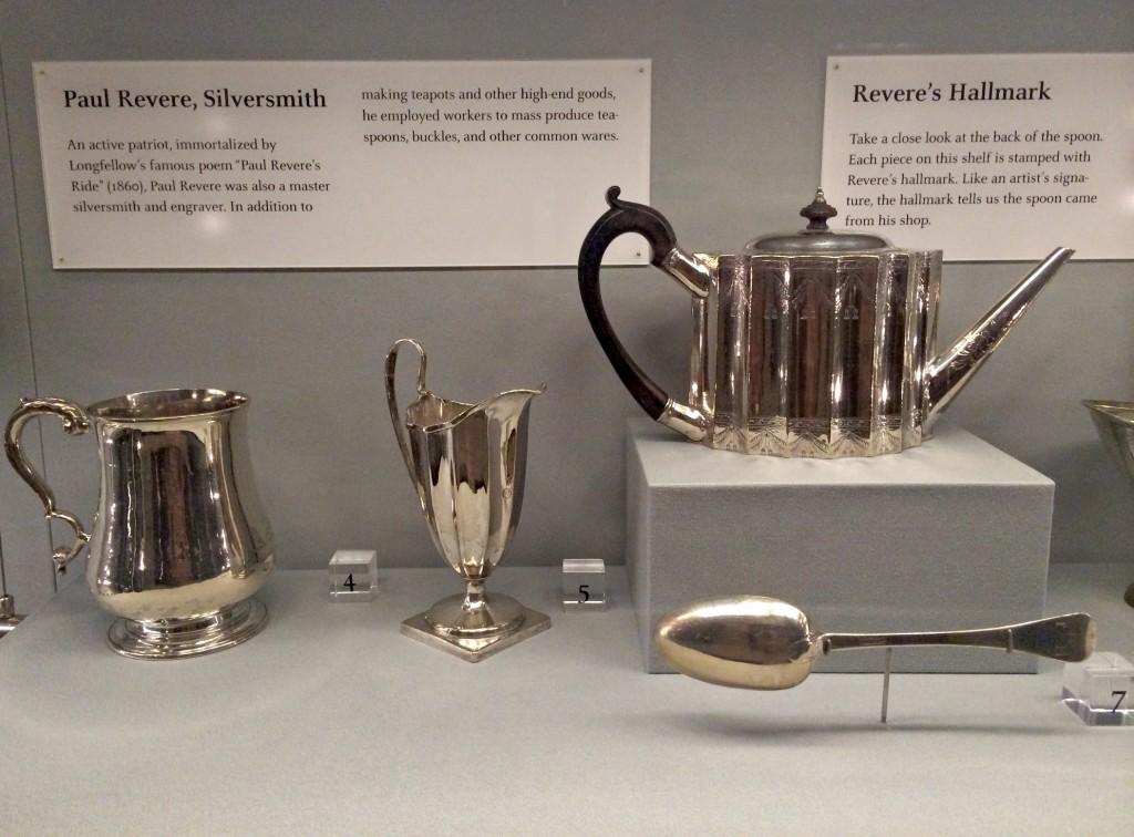 paul revere silversmith DIA