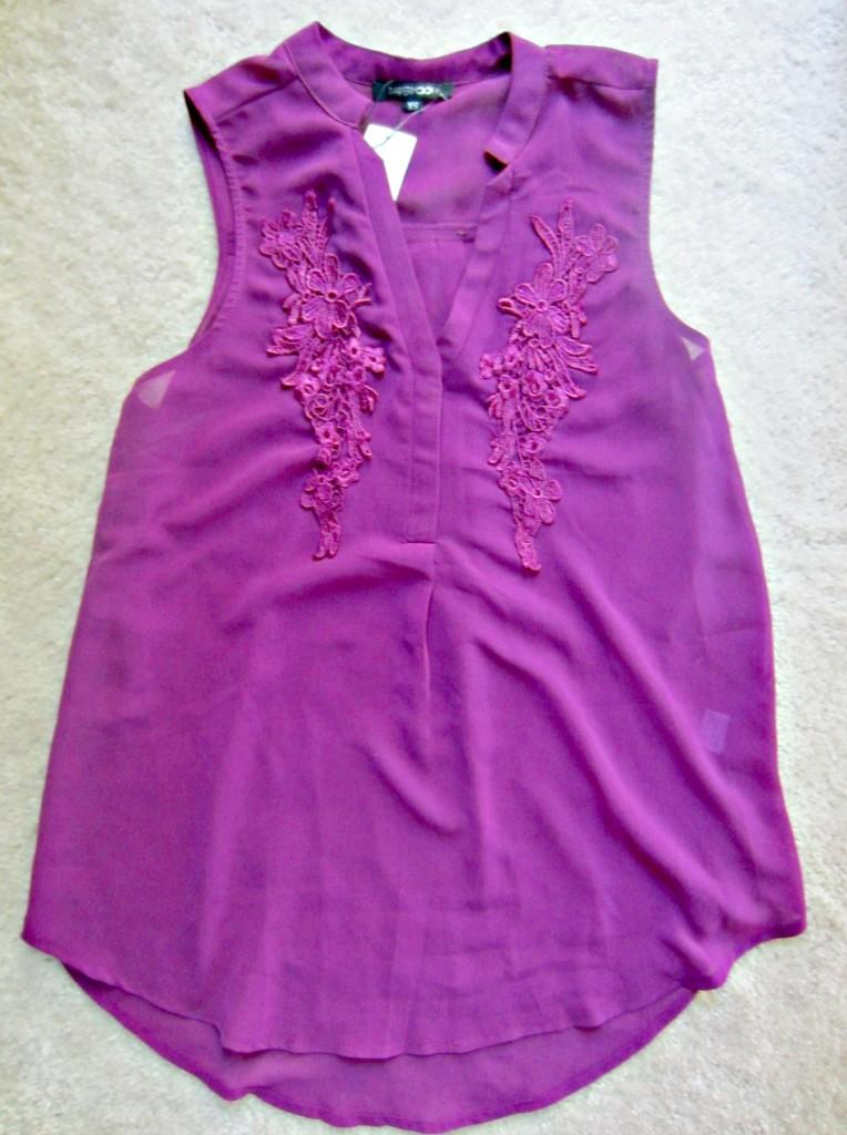 stitch fix papermoon melody lace blouse