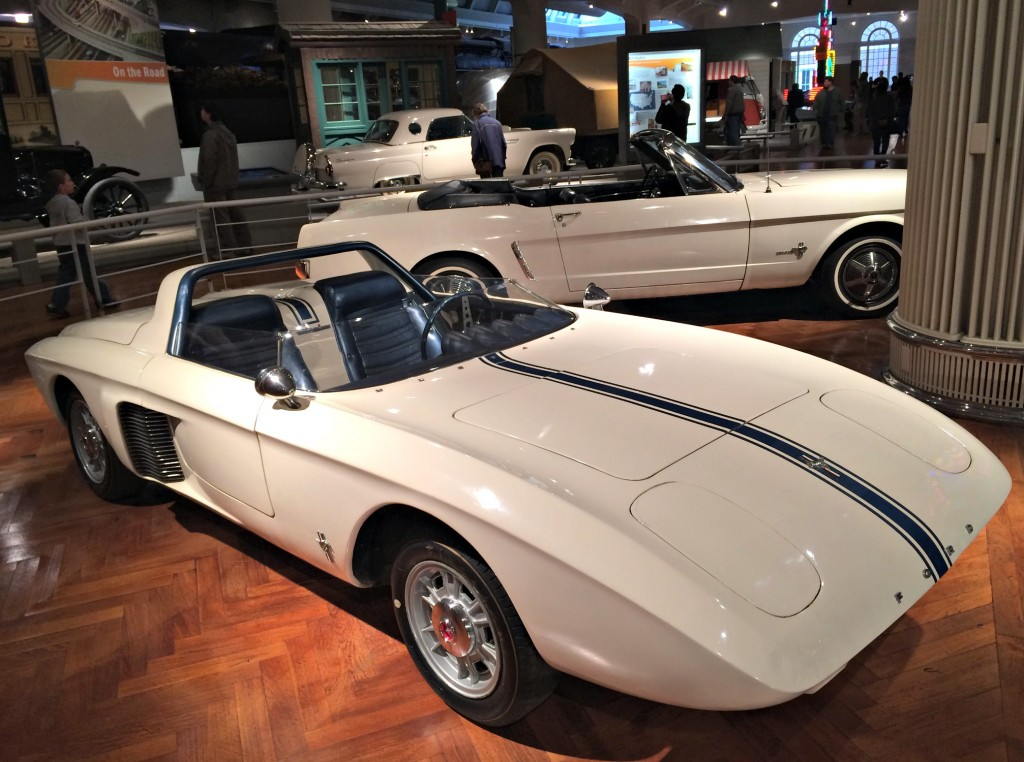 1962 Ford Mustang Original Henry Ford Museum
