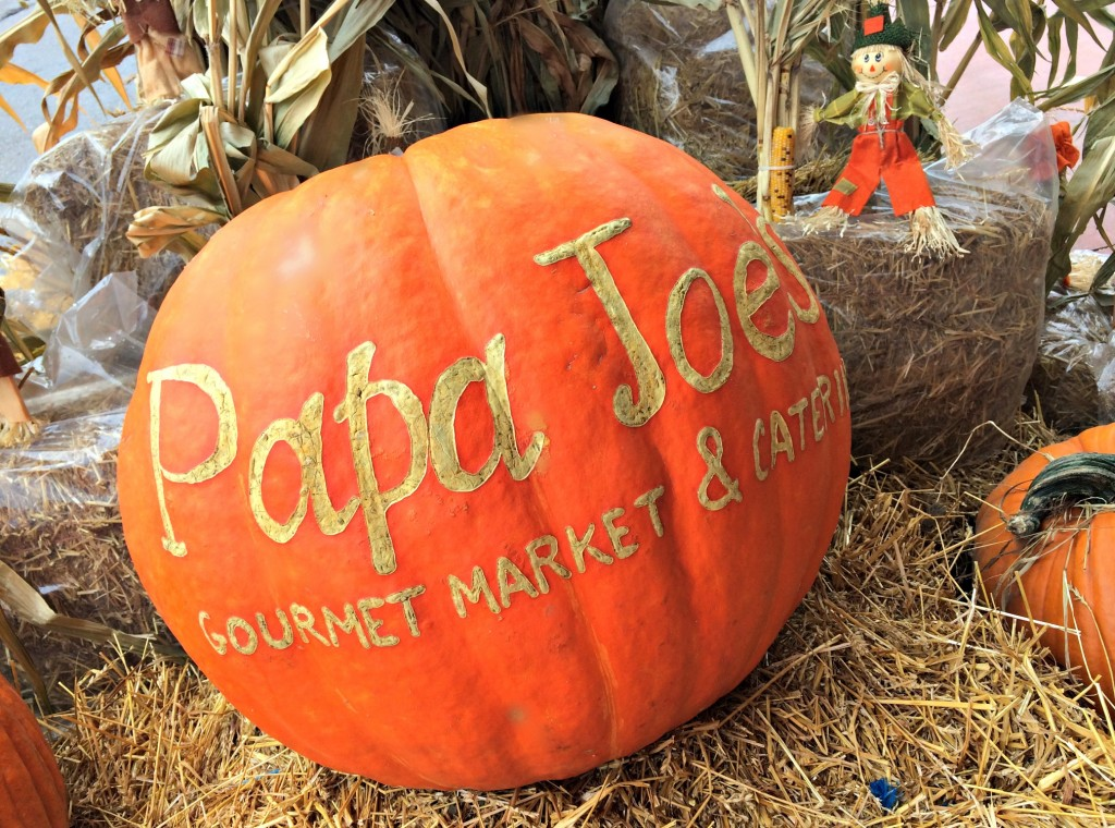 Papa Joe's market pumpkin