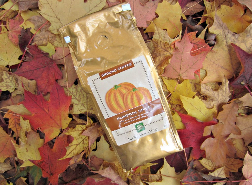 The Fresh Market Pumpkin Spice Coffee