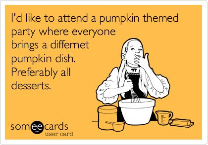 pumpkin someecard