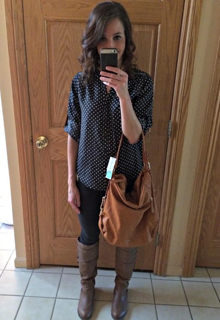 stitch fix outfit fall 2014