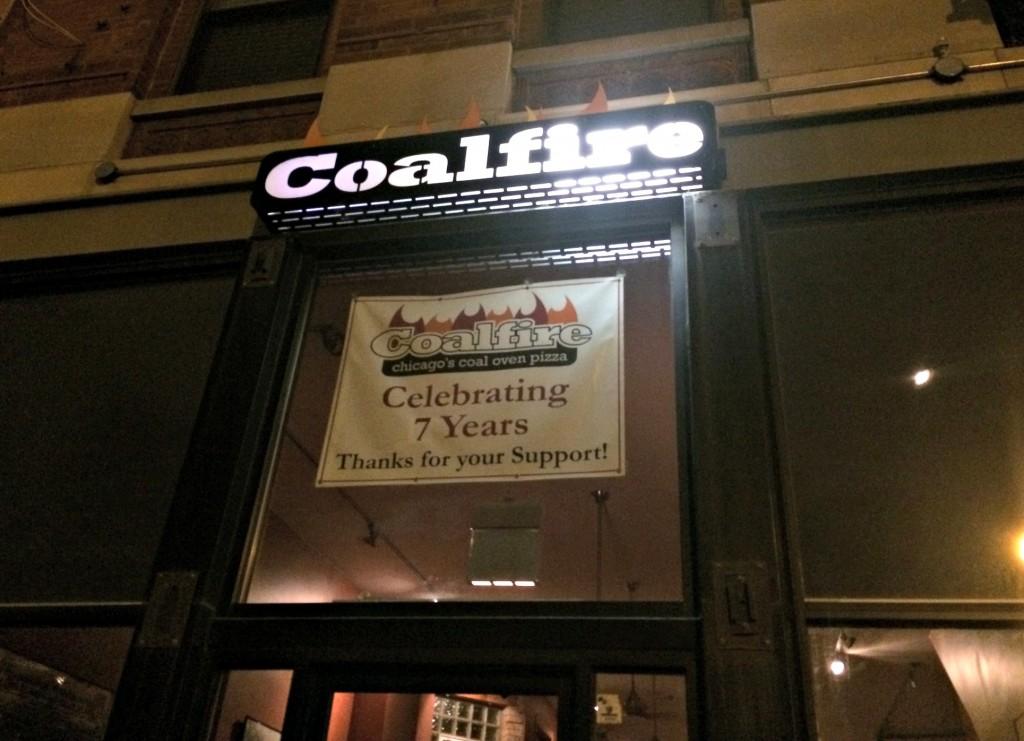 Coalfire Pizza Chicago