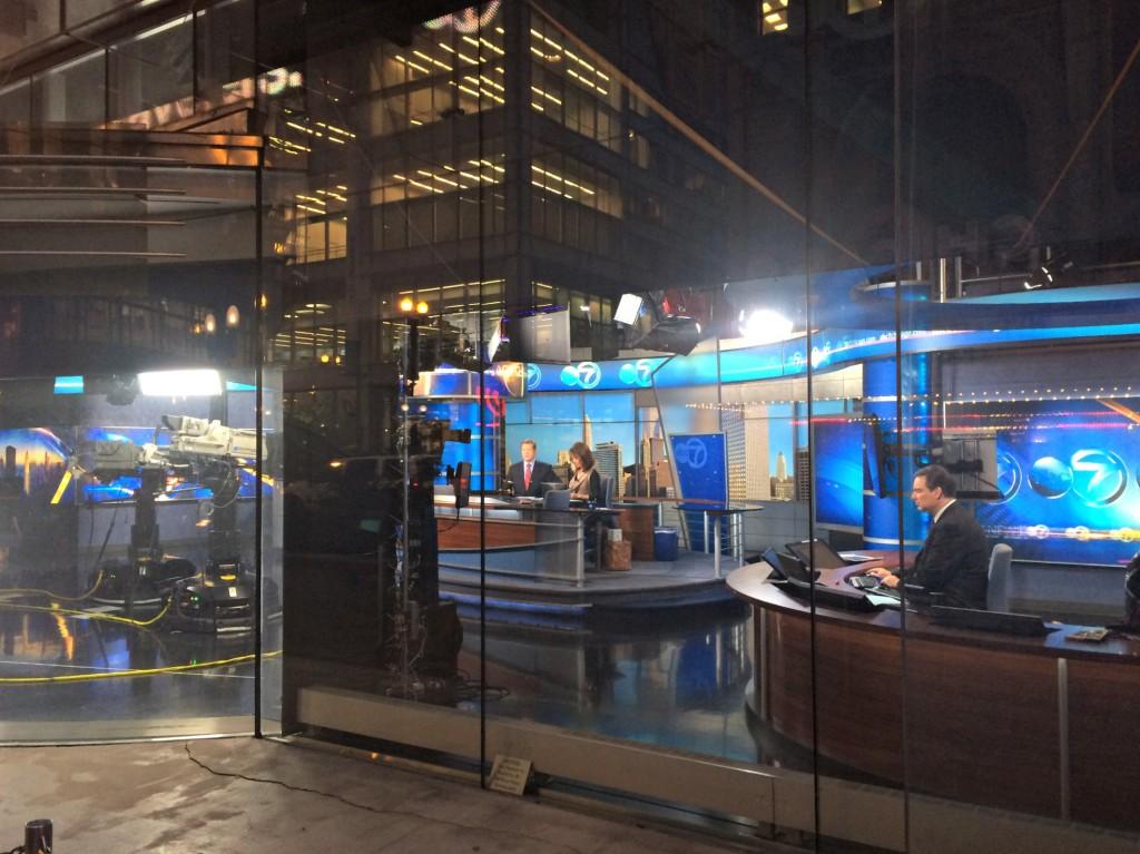 Good Morning America taping Chicago