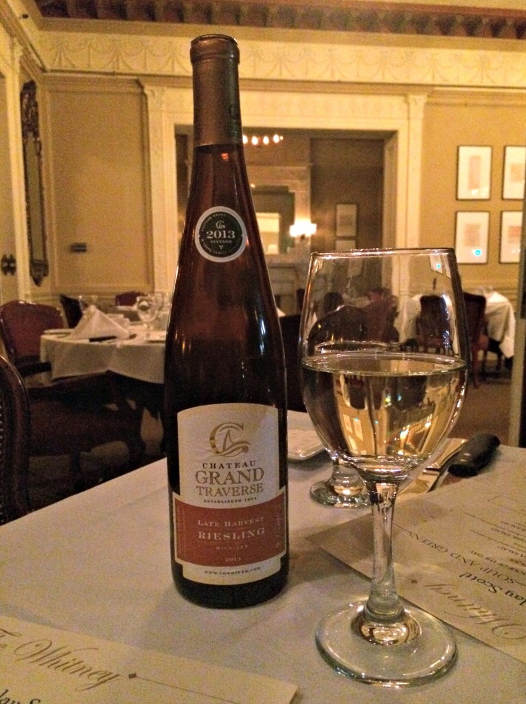 Grand Traverse Riesling The Whitney