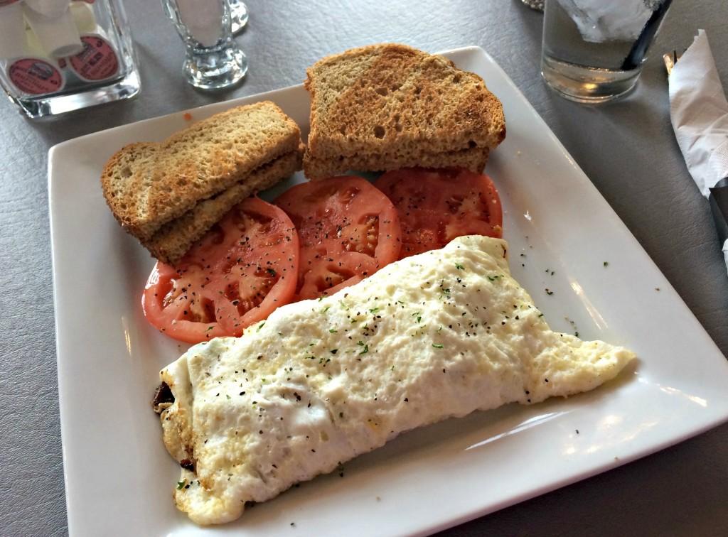 Rochester Brunch Company omelet