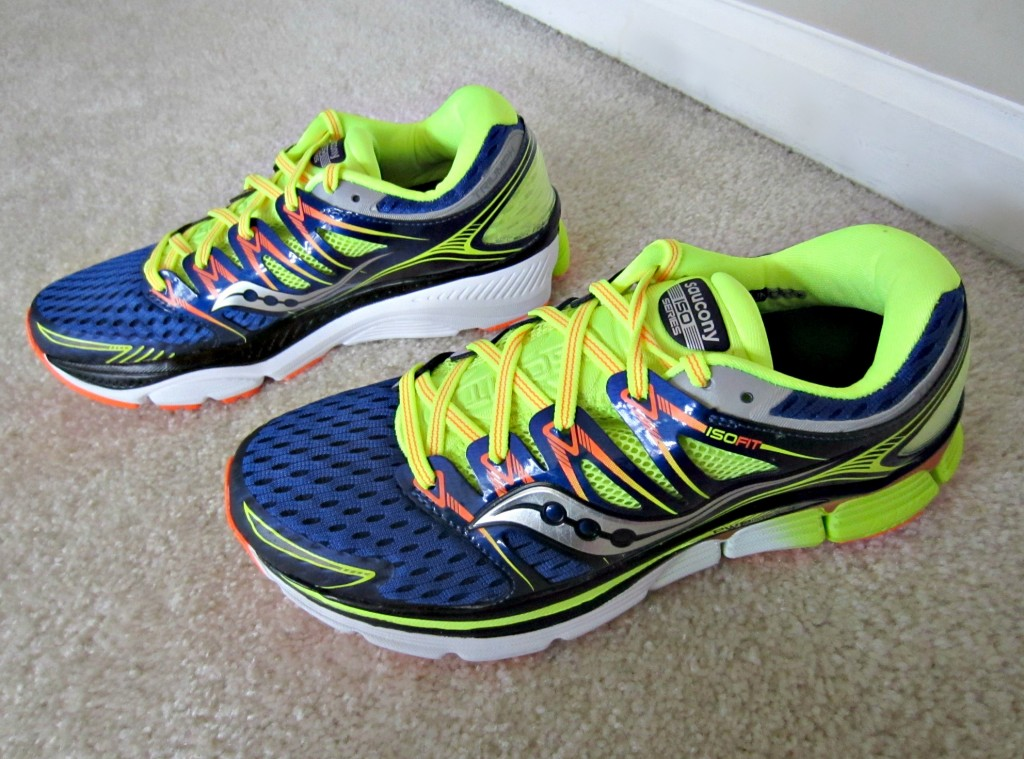 Saucony Triumph ISO running shoe
