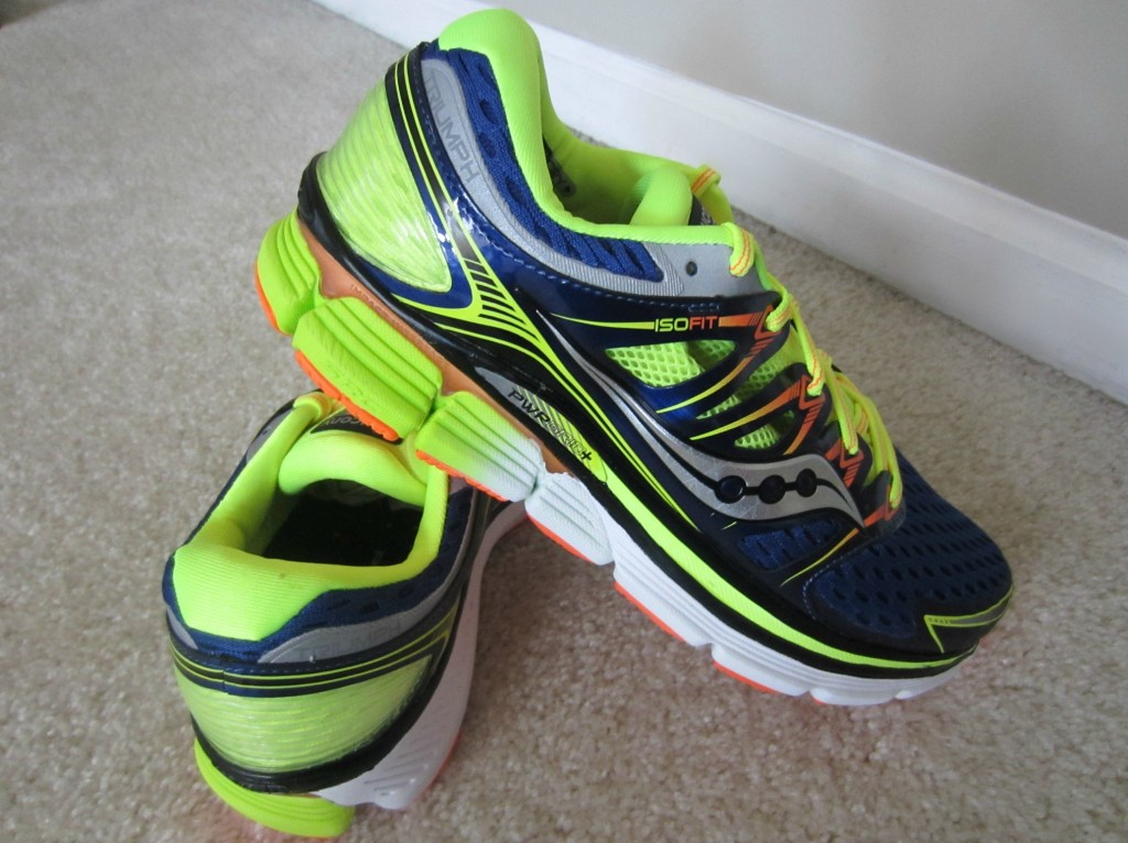 Saucony Triumph ISO running shoe review