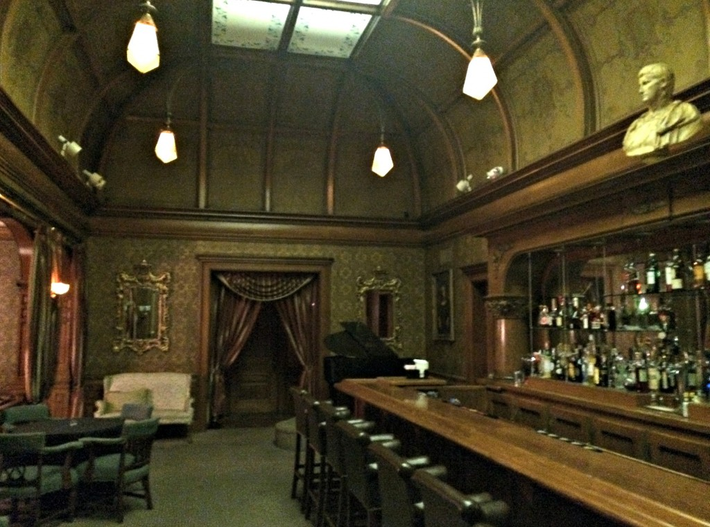 The Whitney Ghost Bar