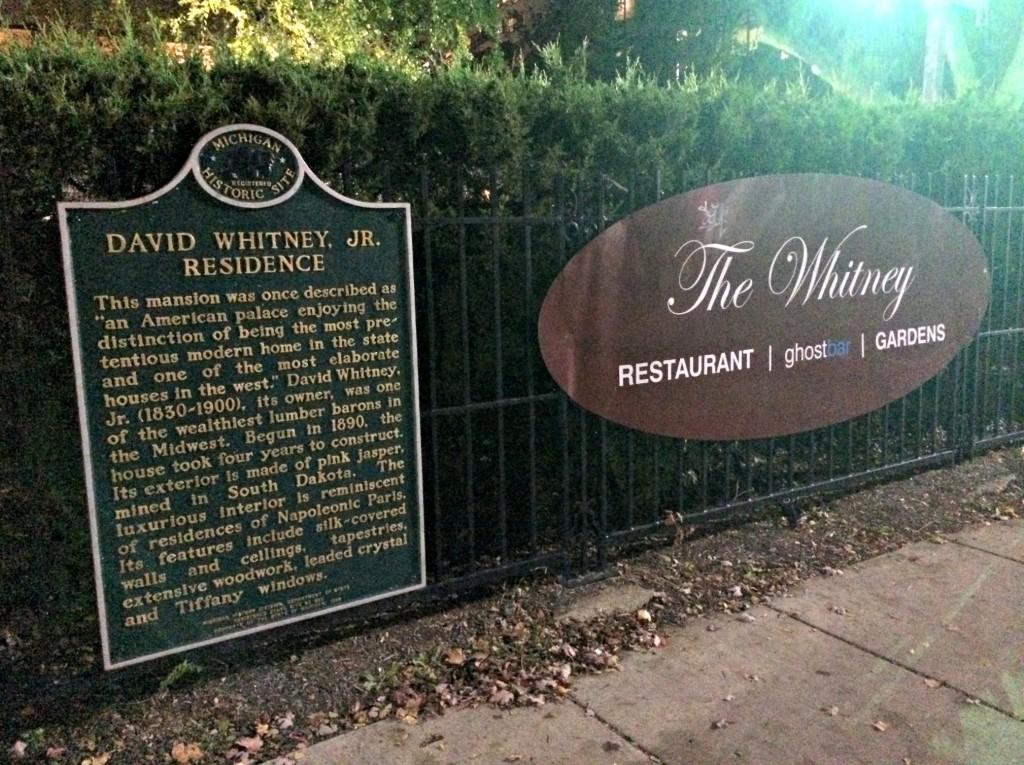 The Whitney Jr. Residence mansion