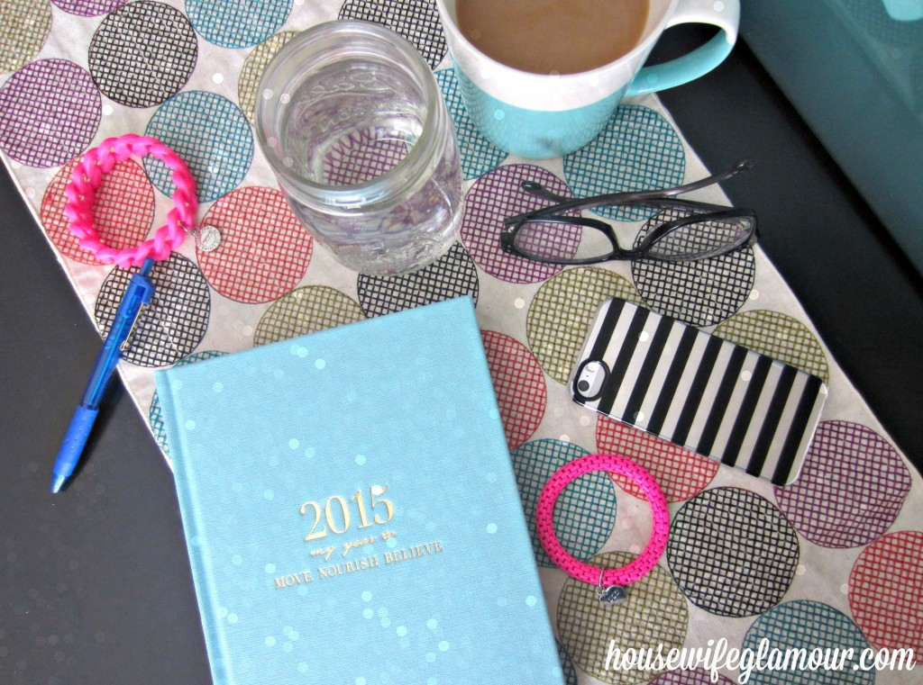 lorna jane active living planner 2015