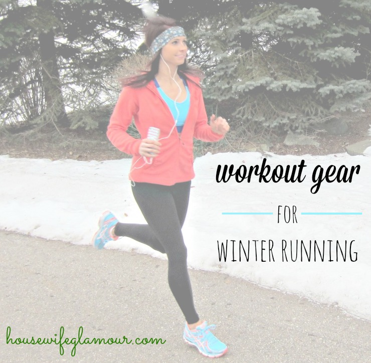 winter workout gear tips and winter running