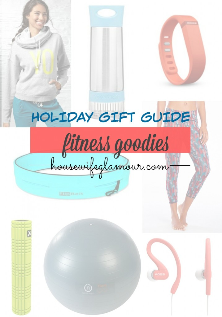 Holiday Gift Guide Fitness Goodies 2014
