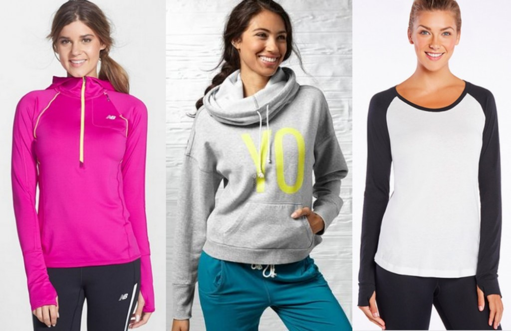 activewear cover ups