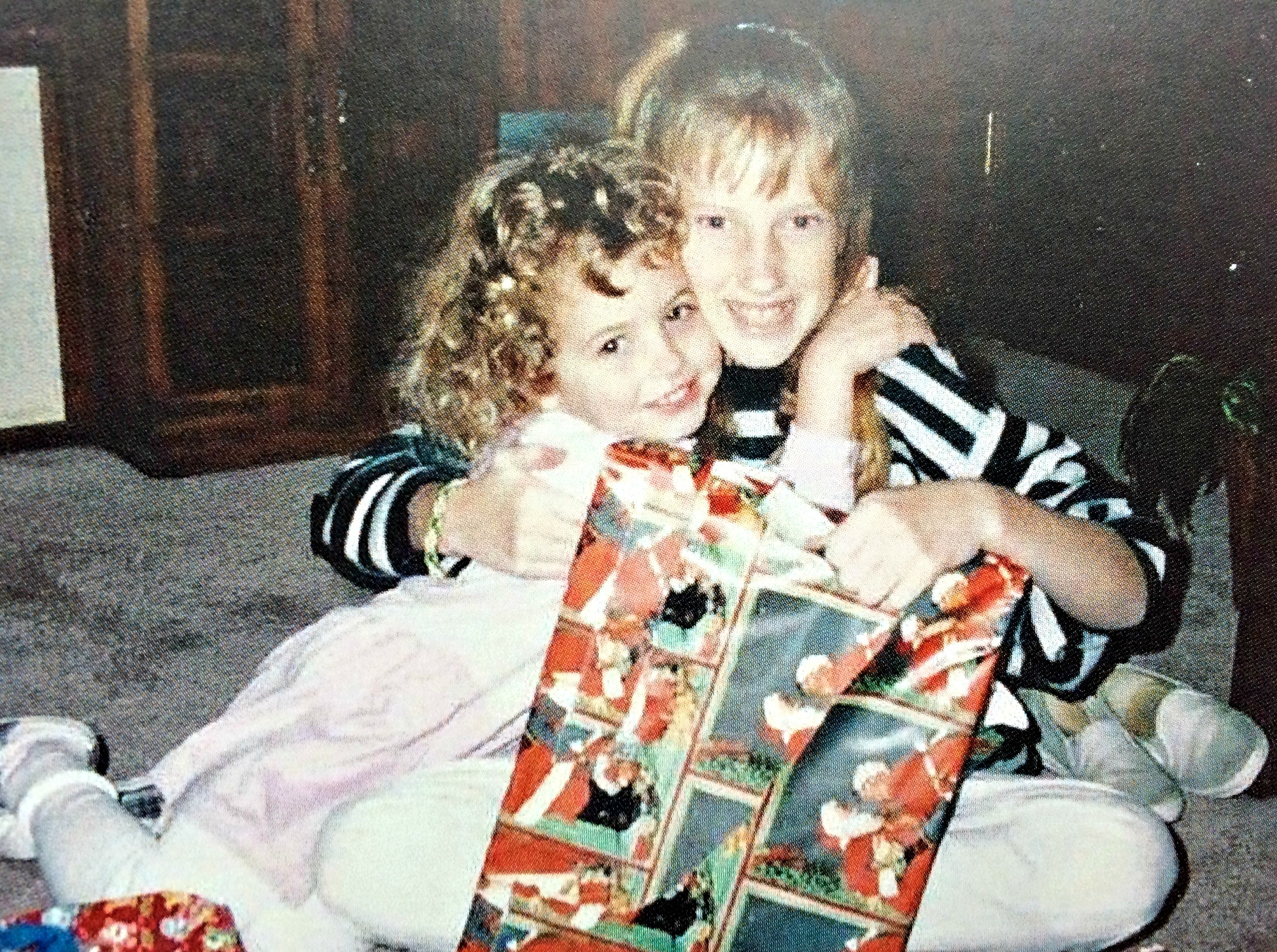 christmas with trish growing up