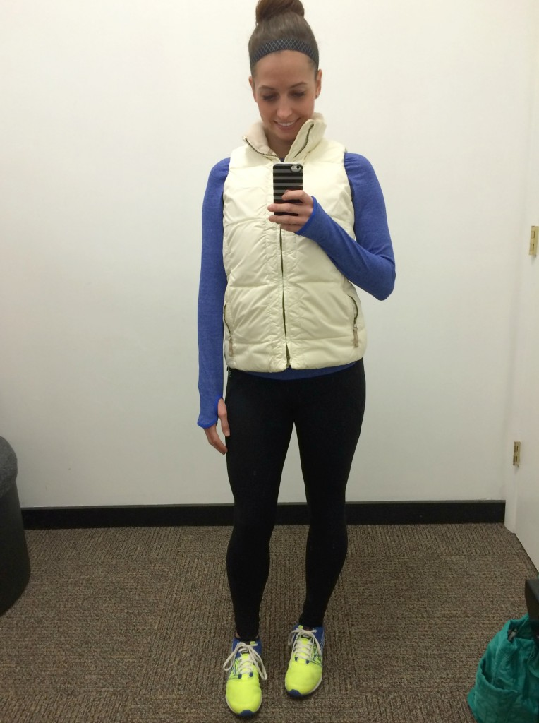 fitness fashion winter 2014