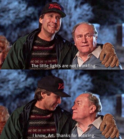 funny christmas vacation quote