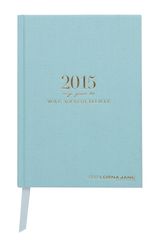 lorna jane mnb 2015 diary planner