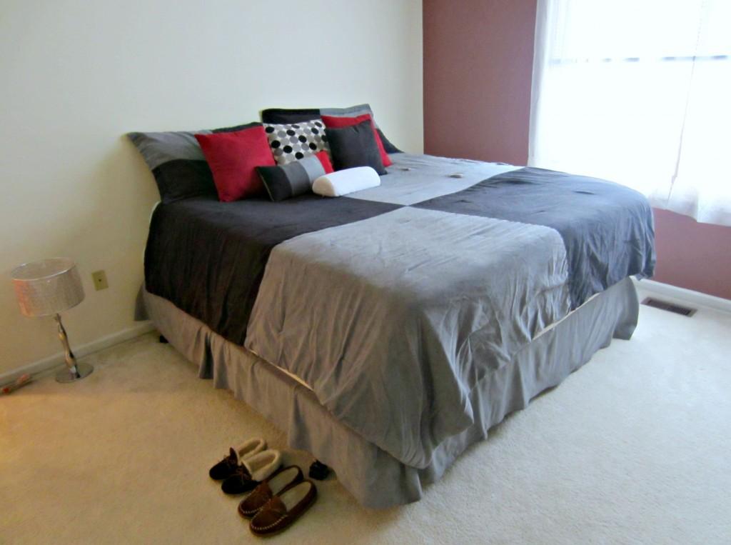 master bedroom bed set