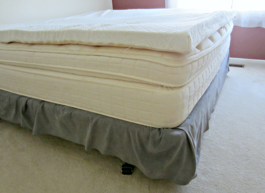 relax the back pure relax matress topper