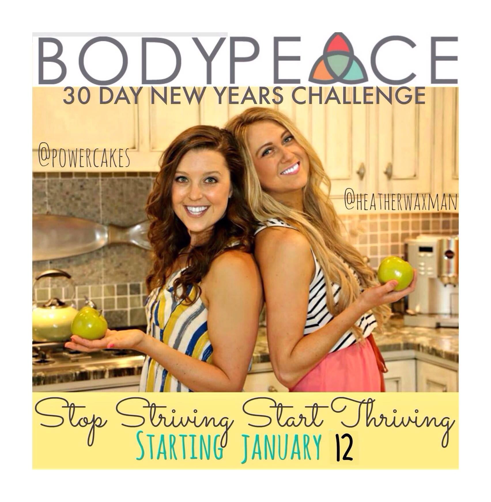 BODYpeace 30 day challenge