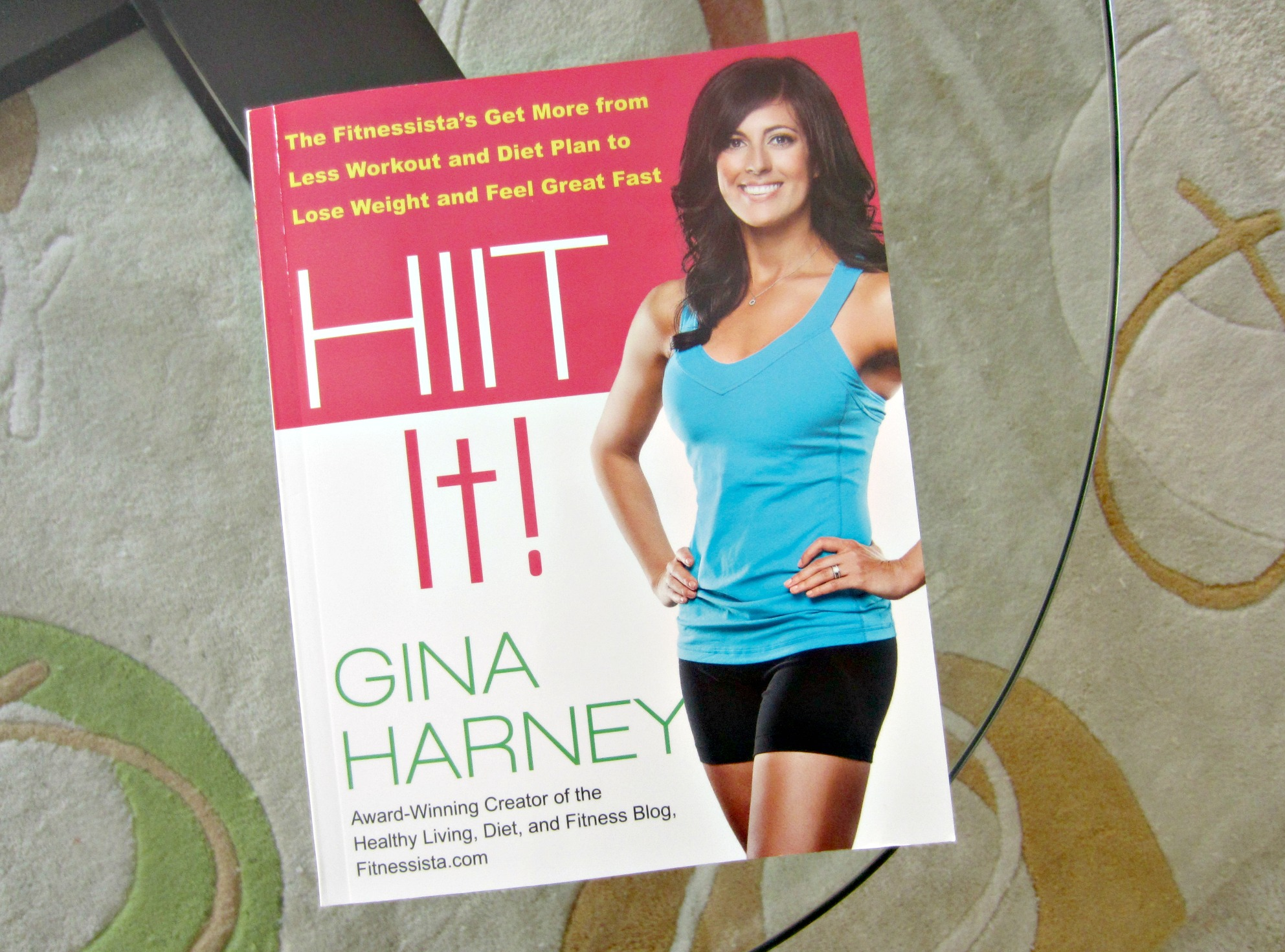 Fitnessista's HIIT It! book review