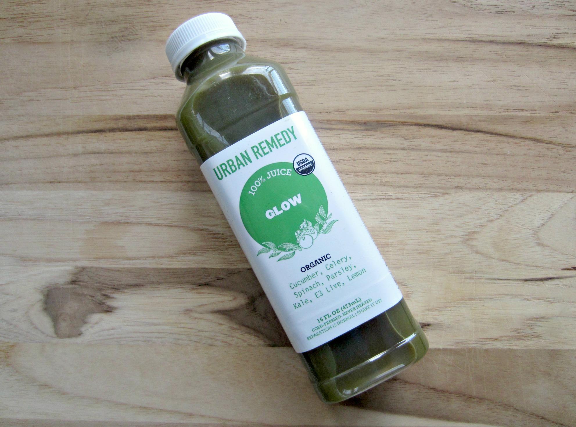 glow juice urban remedy